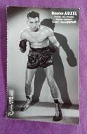 PHOTO AUZEL Maurice, Poids Mi-moyen, Professeur : Pierre Dupain - Boxing