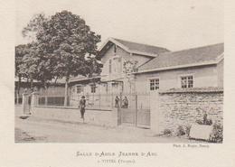 VITTEL  Salle D'Asile Jeanne D'Arc - Vittel Contrexeville