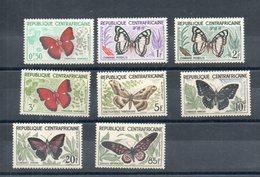 Centrafrique. Papillons - Central African Republic
