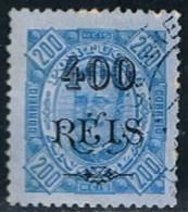 Angola, 1902, # 73 Dent. 12 1/2, Used - Angola