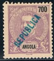 Angola, 1914, # 166, MNG - Angola