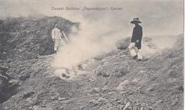 "Zwavel-Solfator "" Papandajan"",Garoet/ Réf:fm:445 - Indonésie"