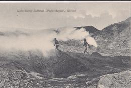 "Waterdamp-Solfator""Papandajan,Garoet/ Réf:fm:447 - Indonésie"