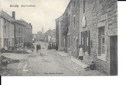 OLLOY - Rue Colliche - Animée - Ed: Pauline François - Circulé: 1911 - Voir 2 Scans - Viroinval