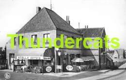 CPA CAFE DE GROENE WANDELING OOSTKERKE DAMME - Damme