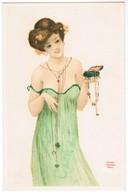Portret Van Dame, Portrait Of Pretty Lady  Bio Tex (pk44498) - Women