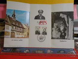 Croix Rouge, Albert Schweitzer < Kaysersberg (68) > 14.1.1965 > Carte Maxi > Coté ..€ - Cartes-Maximum
