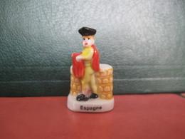 Fève  Espagne Série Europe ( Pasquier ) ¤  Fèves ¤ Rare ( T 4 ) - Countries