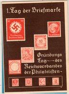 Ganzsache Privat Tag Der Briefmarke - Germania