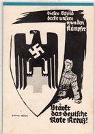 Ganzsache Privat Sonderpostkarte - Deutsches Rotes Kreuz - Sonderstempel Berlin 1940 - Germania