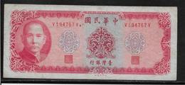Chine - Taïwan - 10 Yuan - Pick N° 1979 - TB - Chine