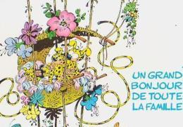 Batem   H256          Marsupilami. Un Grand Bonjour De Toute La Famille - Ilustradores & Fotógrafos