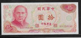 Chine - Taïwan - 10 Yuan - Pick N° 1984 - NEUF - Cina