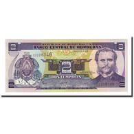 Billet, Honduras, 2 Lempiras, 2006-07-13, KM:90, NEUF - Honduras