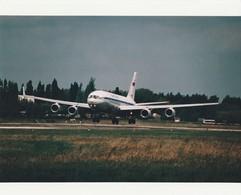 Dettagli Su  Foto Originale Aereo THE IL96M/T Primo Volo Su VORONESH - RUSSIA 16 Maggio 1997 - Aviazione