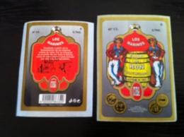 CUBA étiquette Etiqueta Label RHUM RON LOS MARINOS - Rhum