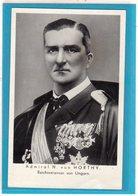 AK Admiral N. Von Horthy - Reichsverweser Von Ungarn - Sonderstempel Berlin 1938 - Germania