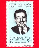 EGITTO - Usato - 1999 - Anwar Wagdi (1911-55), Attore - 20 - Egypt