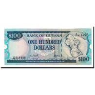 Billet, Guyana, 100 Dollars, Undated (1999), KM:31, NEUF - Guyana