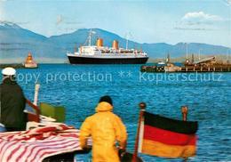 73064422 Schiffe Ships Navires MS Europa  Schiffe Ships Navires - Non Classificati