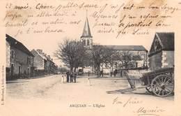 58 - Arquian - L'Eglise - Belle Animation - Other Municipalities