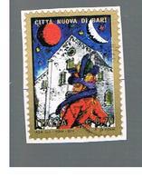 ITALIA REPUBBLICA  -   2014   -   CITTA' NUOVA DI BARI    -   USATO  ° - 6. 1946-.. Repubblica