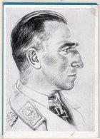 AK Willrich Künstlerkarte - Norwegenkämpfer Major Harlinghausen Fliegerführer Drontheim - Guerra 1939-45