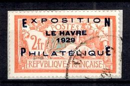 France YT N° 257A Oblitéré Sur Fragment. Signé Bühler. B/TB. A Saisir! - Used Stamps
