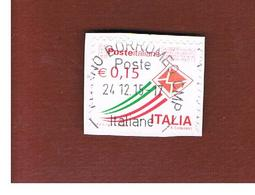 ITALIA REPUBBLICA  -   2015  -   PIAZZA REPUBBLICA, ROMA  +  0,15 VALORE COMPLEMENTARE    -   USATO  ° - 2011-...: Usati
