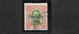 ISLAND 1931    Poste Aérienne   Cat Yt N°  9 - Poste Aérienne