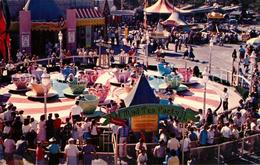 72997310 Disneyland California Mad Hatter's Tea Party  Anaheim - Unclassified