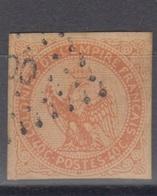 #129# COLONIES GENERALES N° 5 Oblitéré Losange CCH (Cochinchine) - Eagle And Crown