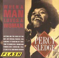 """Percy Sledge """" When A Man Loves A Woman """" - Sin Clasificación"""