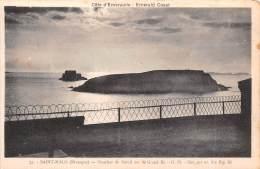 SAINT MALO Coucher De Soleil Sur Le Grand Be 20(scan Recto-verso) MA1422 - Saint Malo