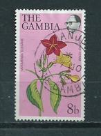 1977 Gambia Fleurs,plants,flowers Used/gebruikt/oblitere - Gambia (1965-...)