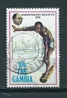 1978 Gambia Independence Used/gebruikt/oblitere - Gambia (1965-...)