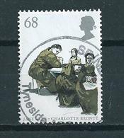 2005 England 68p Jane Eyre Used/gebruikt/oblitere - 1952-.... (Elizabeth II)