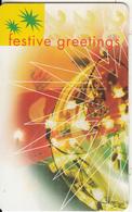 SOUTH AFRICA(chip) - Christmas 1997/Festive Greetings, Telkom Telecard, Exp.date 03/99, Used - Zuid-Afrika