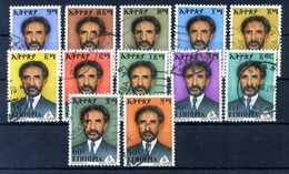 1973 ETIOPIA LOTTO USATO - Etiopia