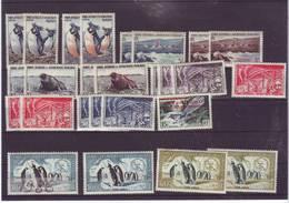 608 T Postes Et PA * *  Cote 400 € - Terres Australes Et Antarctiques Françaises (TAAF)