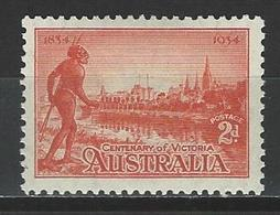 Australia SG 147a, Mi 120C * MH - 1913-36 George V : Other Issues