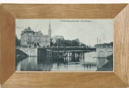 XNL.46.  GRONINGEN - Rahmenpostkarte - 1905 - Groningen