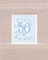 1957 Nr 1027AP2** Postfris Zonder Scharnier.Cijfer Op Heraldieke Leeuw. - 1951-1975 Lion Héraldique