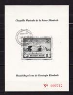 1942 Nr PR47-V1* Met Scharnier Met Eerstedagstempel .Muziekkapel Koningin Elisabeth. - Belgique
