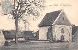 58 - Asnan - La Vieille Eglise - France