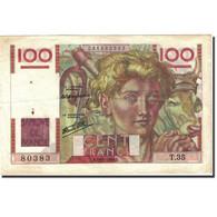 France, 100 Francs, 100 F 1945-1954 ''Jeune Paysan'', 1945, 1946-04-18, SUP - 1871-1952 Anciens Francs Circulés Au XXème
