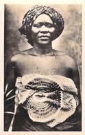 Afrique (Benin) DAHOMEY Jeune Femme De PORT NOVO ( Ethnie Ethnologie) (Editions C.A.P 35)*PRIX FIXE - Benin