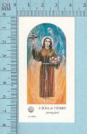 Relique Reliquia - S. Rosa Da Viterbo Proteggimi + Preghiera - Religion & Esotérisme
