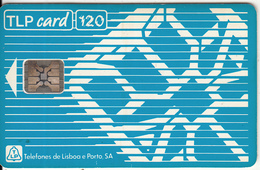 PORTUGAL - TLP Telecard 120 Units, Chip ST4, CN : C2B140733, 10/92, Used - Portugal