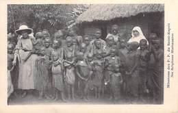 MISSIONS Des P.P Du SAINT-ESPRIT Nos Religieuses Missionnaires   ( Religion)- ( Editions J.BIENAIME) - Missions